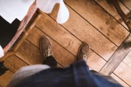 Limpiador suelo madera