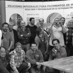 Jornada para interesados en novedades en productos protectores de suelos de madera