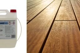 Lyssoplast imprimación suelo madera