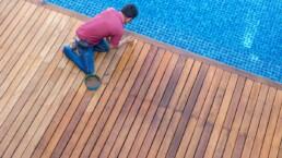 productos protectores de madera en exterior