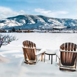 Protege tus productos de madera en exterior (muebles, suelos, revestimientos…) este invierno con nuestros protectores al agua para exterior