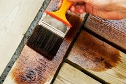 sistema de proteccion para madera de exterior